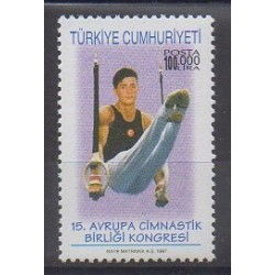 Turquie - 1997 - No 2867 - Sports divers