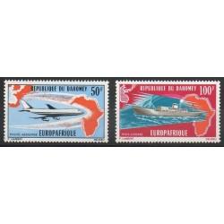 Dahomey - 1971- No PA 147 / PA 148 - Transports