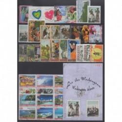 Polynésie - Année complète - 2006 - No 761/797 - BF32