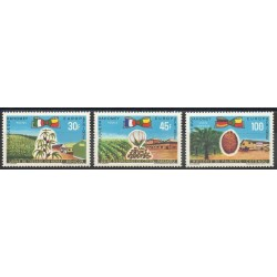 Dahomey - 1969- No 282/283 - PA 109 - Europe