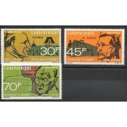 Dahomey - 1968- No PA 78 / PA 80 - Europe
