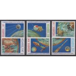Mozambique - 1982 - No 884/889 - Espace