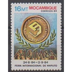 Mozambique - 1984 - No 970