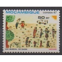 Mozambique - 1987 - No 1058
