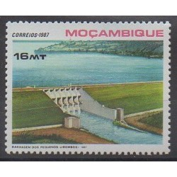 Mozambique - 1987 - Nb 1057 - Science