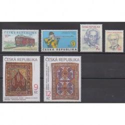 Tchèque (République) - 2003 - No 335/340