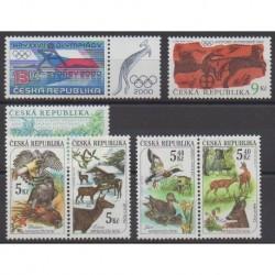 Czech (Republic) - 2000 - Nb 253/259