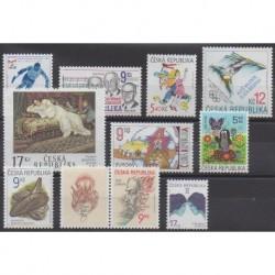 Tchèque (République) - 2002 - No 296/305
