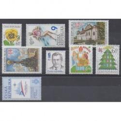 Tchèque (République) - 2002 - No 306/313