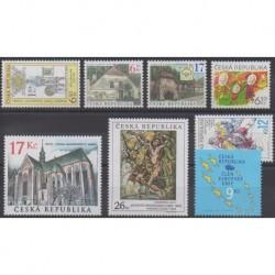 Tchèque (République) - 2004 - No 357/364