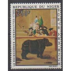 Niger - 1974 - Nb PA236 - Paintings