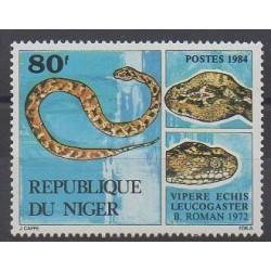 Niger - 1984 - No 653 - Reptiles