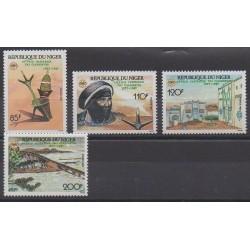 Niger - 1987 - No 742/745 - Tourisme