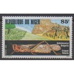 Niger - 1989 - No 779 - Insectes
