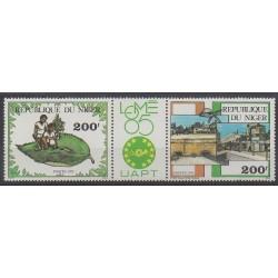 Niger - 1985 - No 672A - Philatélie