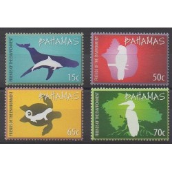 Bahamas - 2009 - Nb 1379/1382 - Environment