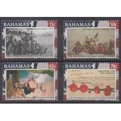Bahamas - 2008 - Nb 1331/1334 - Military history