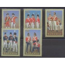 Bahamas - 2008 - Nb 1303/1307 - Military history
