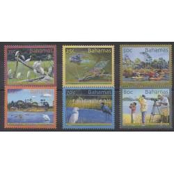 Bahamas - 2004 - No 1157/1162 - Oiseaux