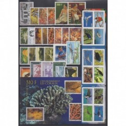 Polynésie - Année complète - 2010 - No 898/934 - BF36