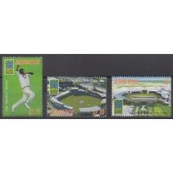 Barbade - 2007 - No 1173/1175 - Sports divers