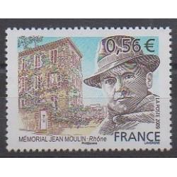France - Poste - 2009 - Nb 4371 - Second World War