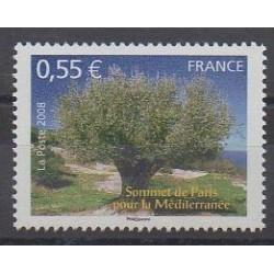 France - Poste - 2008 - Nb 4259 - Trees - Environment