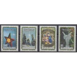 Barbade - 1990 - No 800/803 - Noël