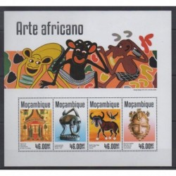 Mozambique - 2014 - No 6143/6146 - Art