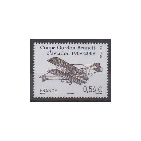 France - Poste - 2009 - Nb 4376 - Planes
