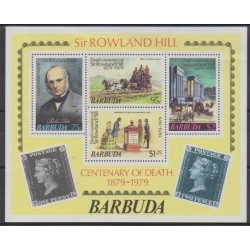 Barbuda - 1979 - BF41 - Philately