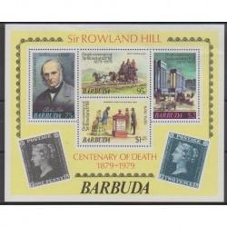 Barbuda - 1979 - BF41 - Philately