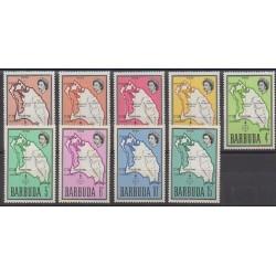 Barbuda - 1968 - Nb 12/20
