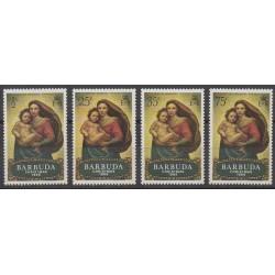 Barbuda - 1969 - No 38/41 - Noël