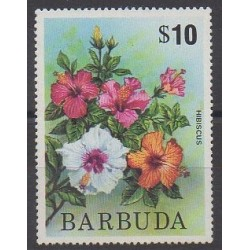 Barbuda - 1975 - Nb 223 - Flowers