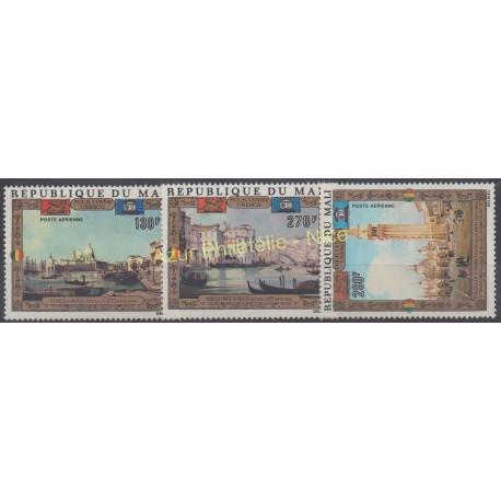 Mali - 1972 - No PA142/ PA144 - Peinture