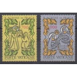 Vatican - 1982 - Nb 726/727