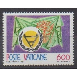 Vatican - 1981 - Nb 712