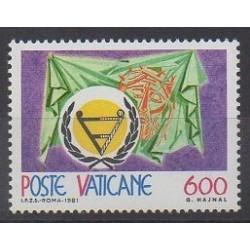 Vatican - 1981 - No 712