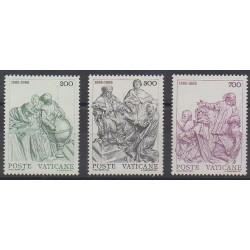 Vatican - 1982 - Nb 734/736