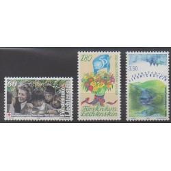 Liechtenstein - 1995 - No 1046/1048