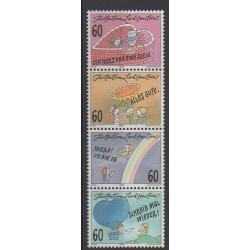 Lienchtentein - 1995 - Nb 1052/1055