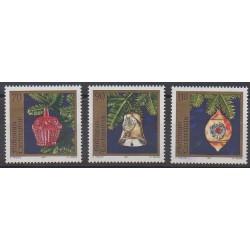 Liechtenstein - 1997 - No 1100/1102 - Noël