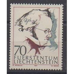 Liechtenstein - 1997 - No 1088 - Célébrités