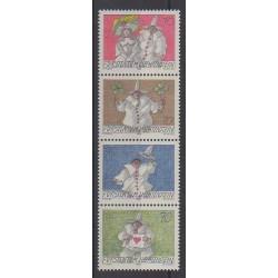 Lienchtentein - 1998 - Nb 1114/1117