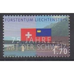 Liechtenstein - 1998 - No 1113 - Drapeaux