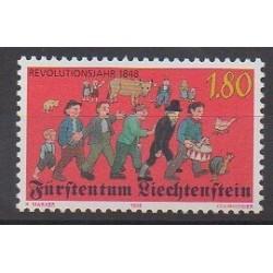 Liechtenstein - 1998 - No 1120 - Histoire