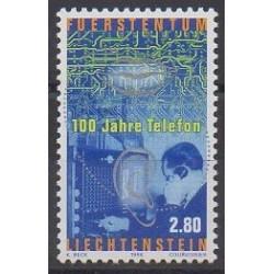 Liechtenstein - 1998 - No 1130 - Télécommunications