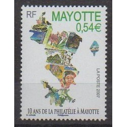Mayotte - 2007 - No 194 - Philatélie