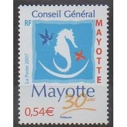 Mayotte - 2007 - Nb 198